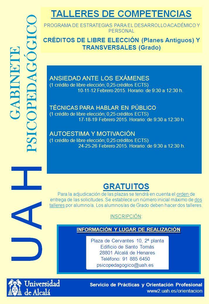 Universidad de Alcal� - Comunica 2.0